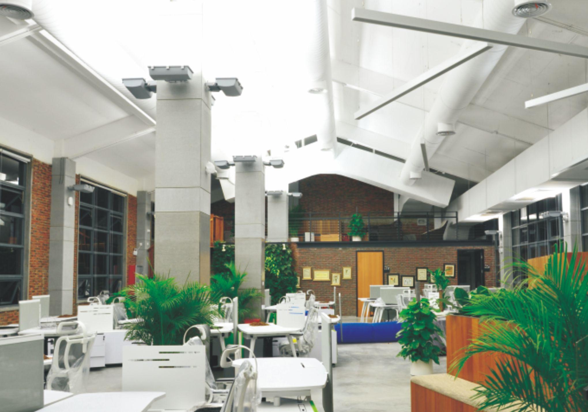 广州腾讯微信办公大楼